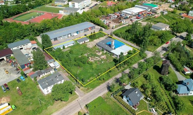 Lokal użytkowy na sprzedaż <span>Białostocki, Juchnowiec Kościelny</span>