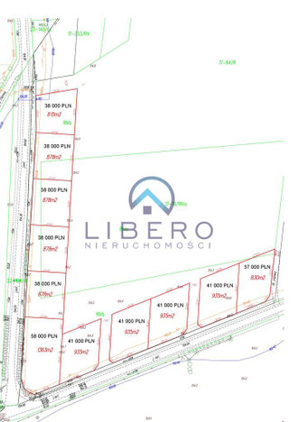 Morizon WP ogłoszenia | Działka na sprzedaż, Świercze, 878 m² | 2085