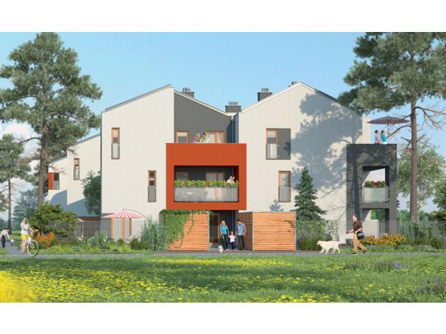 Morizon WP ogłoszenia | Mieszkanie w inwestycji DĄBRÓWKA, LEŚNA POLANA – DOPIEWIEC, Dąbrówka, 63 m² | 7569