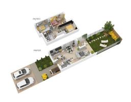 Morizon WP ogłoszenia | Dom w inwestycji DĄBRÓWKA, LEŚNA POLANA – DOPIEWIEC, Dąbrówka, 75 m² | 7490