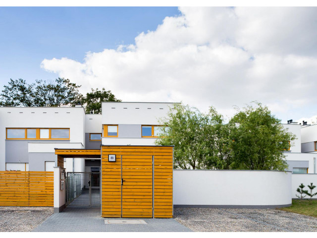 Morizon WP ogłoszenia | Dom w inwestycji DĄBRÓWKA, LEŚNA POLANA – DOPIEWIEC, Dąbrówka, 75 m² | 7438