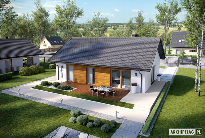 Morizon WP ogłoszenia | Dom na sprzedaż, Piaseczno, 100 m² | 1678