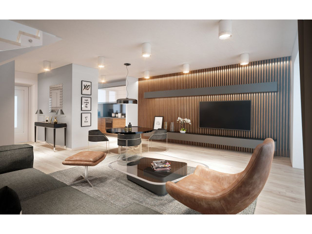 Morizon WP ogłoszenia | Mieszkanie w inwestycji Miętowa Park, Poznań, 91 m² | 7834
