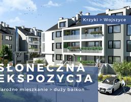 Morizon WP ogłoszenia   Mieszkanie na sprzedaż, Wrocław Wojszyce, 61 m²   1431