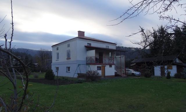 Dom na sprzedaż <span>Sanocki (pow.), Sanok (gm.), Tyrawa Solna</span>