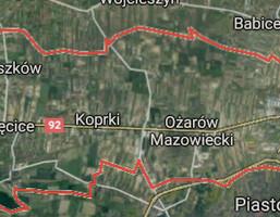Morizon WP ogłoszenia | Działka na sprzedaż, Ożarów Mazowiecki Kusocińskiego - nieruchomość zabudowana, 709 m² | 7933