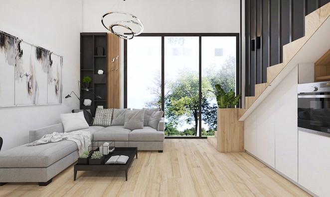 Morizon WP ogłoszenia | Mieszkanie w inwestycji Apartamenty Cechowa, Kraków, 62 m² | 3897