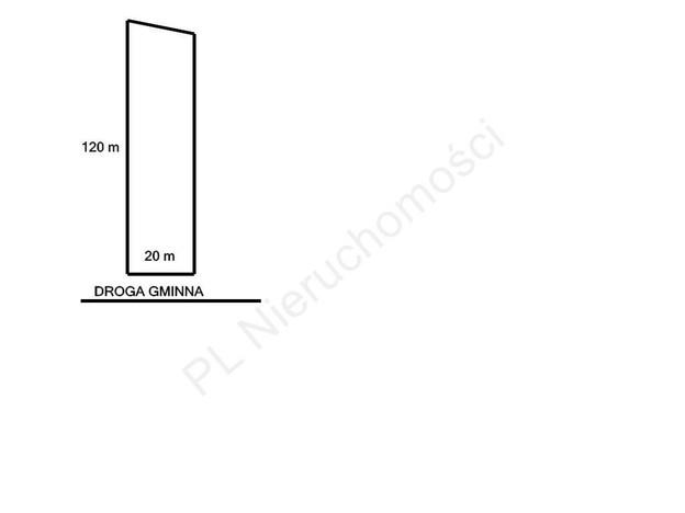 Morizon WP ogłoszenia   Działka na sprzedaż, Jaktorów, 2219 m²   1178