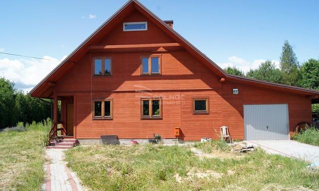 Dom na sprzedaż <span>Piaseczyński, Prażmów, Łoś, Ogrodowa</span>