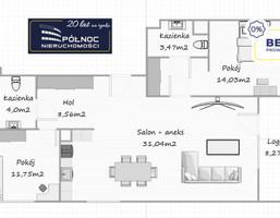 Morizon WP ogłoszenia | Mieszkanie na sprzedaż, Warszawa Mokotów, 75 m² | 3195