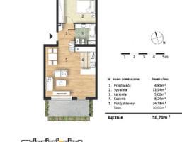 Morizon WP ogłoszenia | Mieszkanie w inwestycji Osiedle Słoneczne, Bydgoszcz, 57 m² | 9309