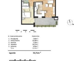 Morizon WP ogłoszenia | Mieszkanie w inwestycji Osiedle Słoneczne, Bydgoszcz, 54 m² | 9322