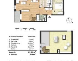 Morizon WP ogłoszenia | Mieszkanie w inwestycji Osiedle Słoneczne, Bydgoszcz, 96 m² | 9332