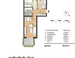 Morizon WP ogłoszenia | Mieszkanie w inwestycji Osiedle Słoneczne, Bydgoszcz, 52 m² | 9300