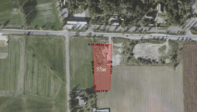 Morizon WP ogłoszenia   Działka na sprzedaż, Opole Bierkowice, 5500 m²   4342