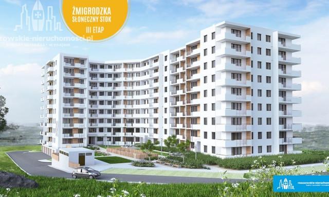 Mieszkanie na sprzedaż <span>Rzeszów, Przybyszówka, Żmigrodzka</span>