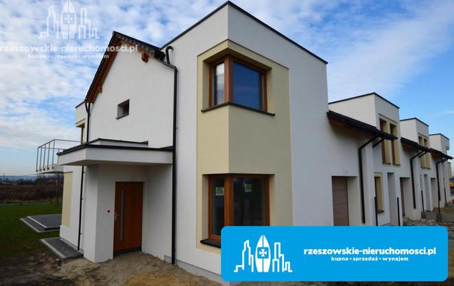 Morizon WP ogłoszenia   Dom na sprzedaż, Rzeszów Porąbki, 133 m²   2810