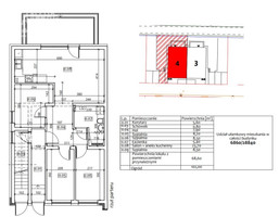 Morizon WP ogłoszenia | Mieszkanie na sprzedaż, Rzeszów Budziwój, 69 m² | 2589
