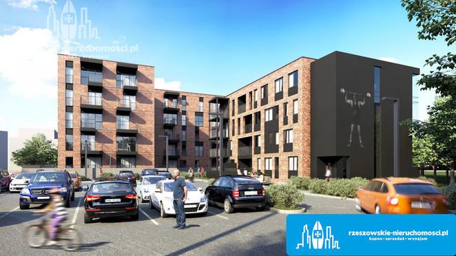 Morizon WP ogłoszenia | Mieszkanie na sprzedaż, Rzeszów Pobitno, 42 m² | 9747