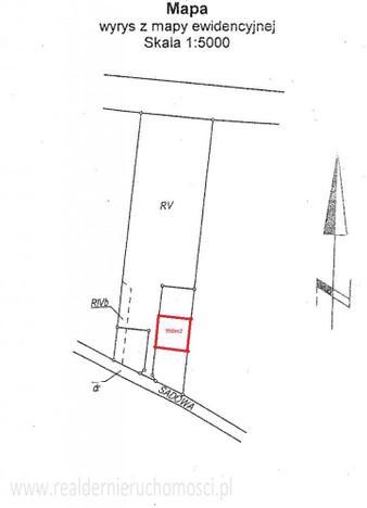 Morizon WP ogłoszenia | Działka na sprzedaż, Zielona Góra Ochla, 950 m² | 7221