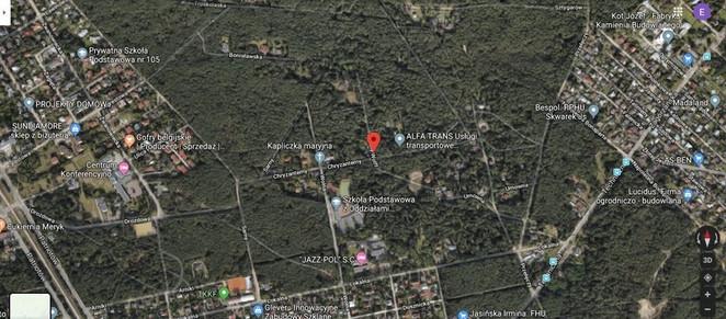 Morizon WP ogłoszenia | Działka na sprzedaż, Warszawa Falenica, 4269 m² | 0832
