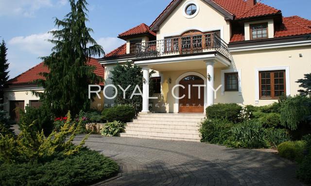 Dom na sprzedaż <span>Warszawa, Wilanów, Powsin</span>