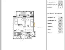 Morizon WP ogłoszenia | Mieszkanie na sprzedaż, Warszawa Wola, 31 m² | 4688