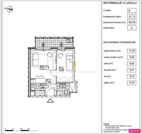 Morizon WP ogłoszenia   Mieszkanie na sprzedaż, Warszawa Wola, 31 m²   4688