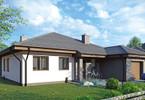 Morizon WP ogłoszenia | Dom w inwestycji Osiedle Rozalin, Lusówko, 138 m² | 1991
