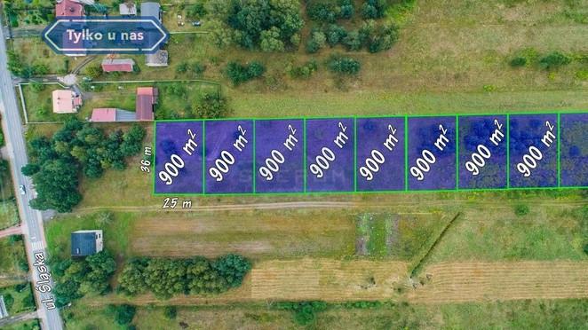 Morizon WP ogłoszenia   Działka na sprzedaż, Rudnik Mały, 900 m²   2589
