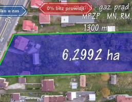 Morizon WP ogłoszenia | Działka na sprzedaż, Wanaty Warszawska, 62992 m² | 1398