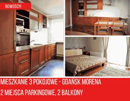 Morizon WP ogłoszenia | Mieszkanie na sprzedaż, Gdańsk Piecki-Migowo, 72 m² | 4767