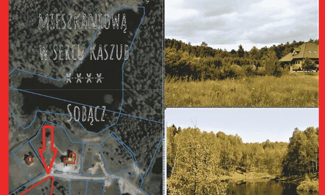 Działka na sprzedaż <span>Kościerski (pow.), Liniewo (gm.), Sobącz</span>