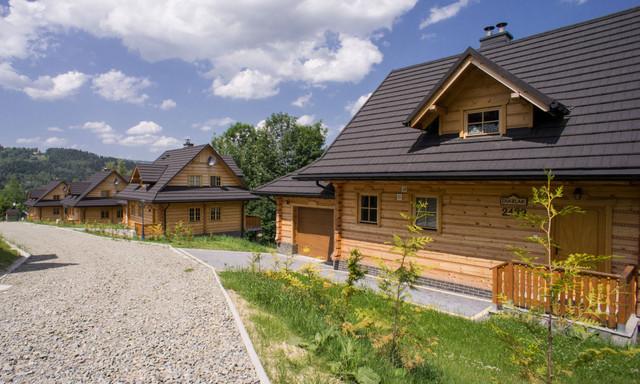 Ośrodek wypoczynkowy na sprzedaż <span>Suski (Pow.), Zawoja (Gm.), Obiekt 6 domków o powierzchni 150m każdy</span>