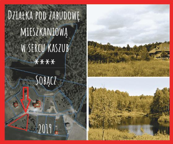 Morizon WP ogłoszenia | Działka na sprzedaż, Sobącz, 1280 m² | 8002