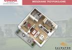 Morizon WP ogłoszenia | Mieszkanie w inwestycji Osiedle dla Rodziny, Kraków, 52 m² | 3597