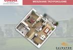 Morizon WP ogłoszenia | Mieszkanie w inwestycji Osiedle dla Rodziny, Kraków, 52 m² | 3537