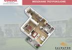Morizon WP ogłoszenia | Mieszkanie w inwestycji Osiedle dla Rodziny, Kraków, 56 m² | 3513