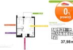 Morizon WP ogłoszenia | Mieszkanie na sprzedaż, Gliwice, 37 m² | 9281