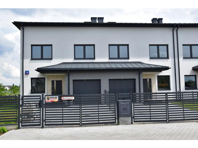 Morizon WP ogłoszenia | Dom w inwestycji Zaciszna Polana, Warszawa, 152 m² | 6377