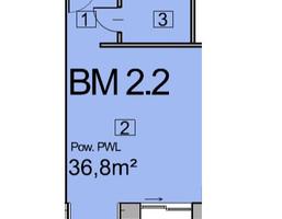 Morizon WP ogłoszenia   Mieszkanie w inwestycji Deo Plaza, Gdańsk, 37 m²   5544