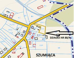 Morizon WP ogłoszenia | Działka na sprzedaż, Szumiąca, 1240 m² | 0856