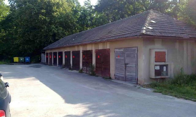 Garaż na sprzedaż <span>Wodzisławski (pow.), Wodzisław Śląski, Dębowa</span>
