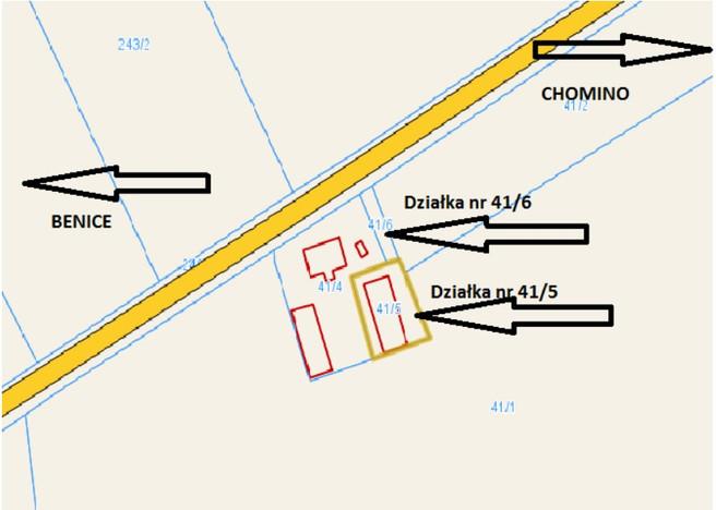 Morizon WP ogłoszenia | Działka na sprzedaż, Benice, 685 m² | 1884