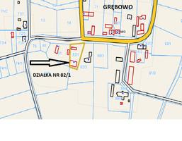 Morizon WP ogłoszenia | Działka na sprzedaż, Grębowo, 2000 m² | 5466