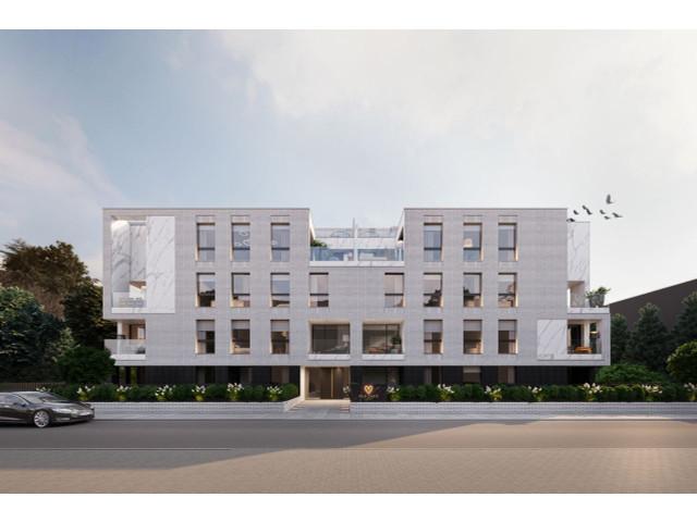 Morizon WP ogłoszenia   Mieszkanie w inwestycji Vangard Residence, Warszawa, 105 m²   3080