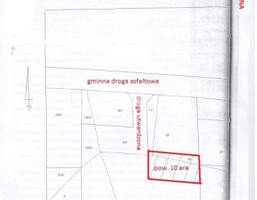 Morizon WP ogłoszenia | Działka na sprzedaż, Lubin Juszowice, 1000 m² | 6548