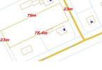 Morizon WP ogłoszenia | Działka na sprzedaż, Gruszczyn Kolejowa, 1823 m² | 4406