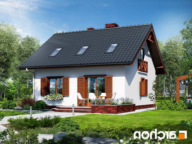Morizon WP ogłoszenia | Działka na sprzedaż, Nowa Wieś Kościerska, 1642 m² | 5614