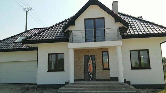 Morizon WP ogłoszenia | Dom w inwestycji WILLE DUCHNÓW, Duchnów, 238 m² | 4944
